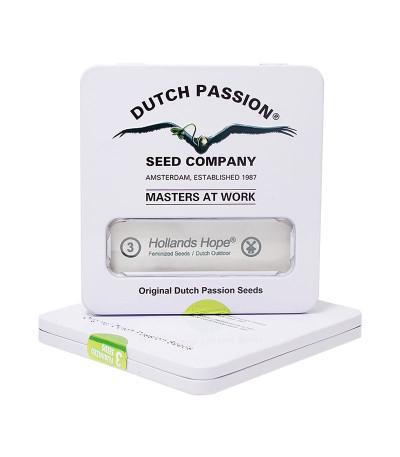 Семена марихуаны Hollands Hope в оригинальной упаковке