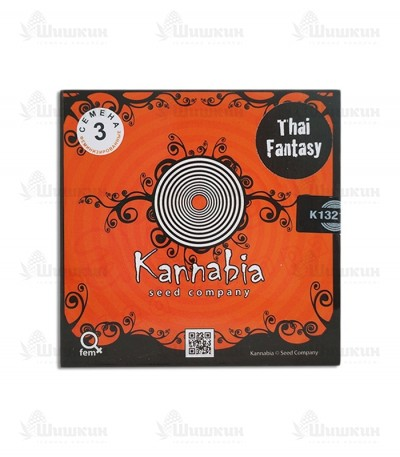 Thai Fantasy fem (Kannabia Seed Company) семена конопли
