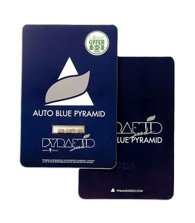 Auto Blue Pyramid fem (Pyramid Seeds) семена конопли