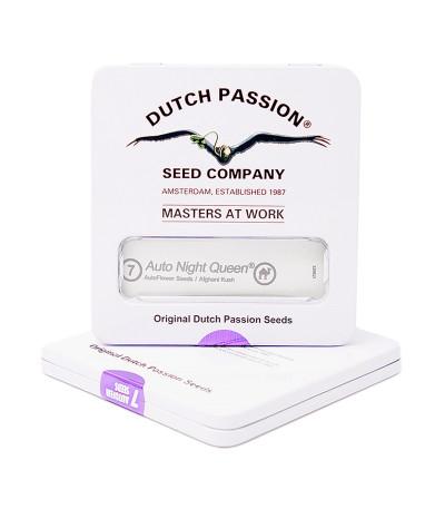 Семена марихуаны Auto Night Queen в оригинальной упаковке