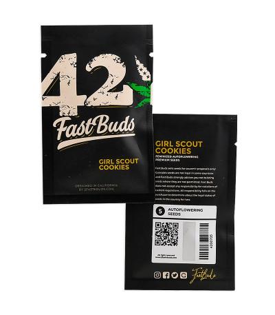 Cookies auto fem FastBuds семена конопли
